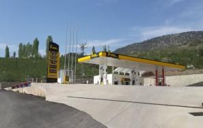 Etra Petrol – Tepeköy / MERSİN